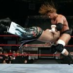 Triple H pedigree finisher