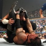 Undertaker Hell's Gate Finisher