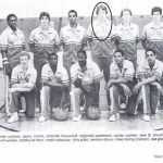 Undertaker played basketball in college