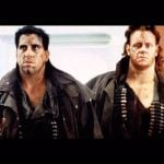 Undertaker playing role of Hutch in 1991 movie Suburban Commando