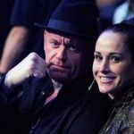 Undertaker with wife Michelle McCool
