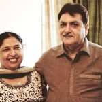 vijayendra-kumeria-parents