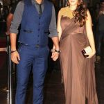Yuvraj Singh with his wife Hazel Keech