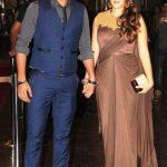 Yuvraj Singh with his wife Hazel Keech