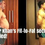 Aamir Khan: Diet, Workout, Body Transformation for Dangal