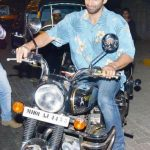 Aditya Roy Kapur Royal Enfield Cast Iron 500