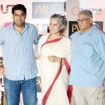 Kunaal Roy Kapur with his parents