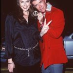 Alan Thicke with second wife Gina Tolleson