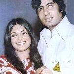 Parveen Babi Boyfriend Amitabh Bachchan