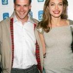 Angelina Jolie with Johny Lee Miller