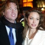 Angelina Jolie with Val Kilmer