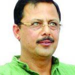 Arunoday Singh's Father Ajay Singh