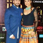 Ayushmann Khurrana with his wife