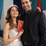 Birce Akalay and Sarp Levendoglu
