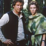 Carrie Fisher dated Harrison Ford