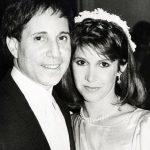 Carrie Fisher ex husband Paul Simon