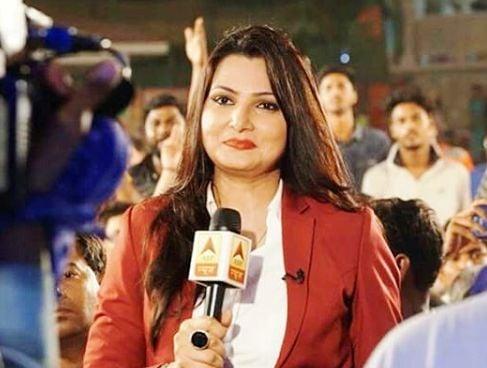 Chitra Tripathi - ABP News