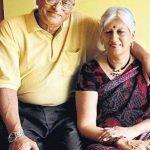 Dilip and Nandini Sardesai