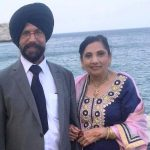 Jagdeep Jaswal parents