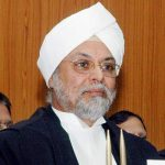Jagdish Singh Khehar (Chief Justice) Age, Wife, Biography, Facts & More