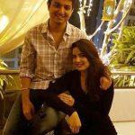 Jasmin With Her Boyfriend Suraj