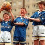 John Rooney Graham Rooney and Wayne Rooney