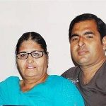 Kapil Sharma mother and brother