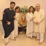 Karan Tacker Family