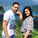 Kaur B with Brother