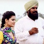 kaur B with Father