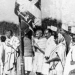 Mahatma Gandhi At the Lahore Session