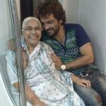 Manu With his Mother