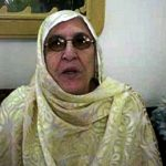 Misbah Ul Haq mother Balqees Khan Niazi