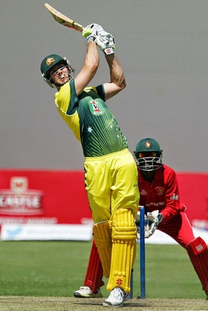Mitchell Marsh Australian cricketer