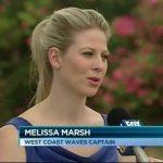 Mitchell Marsh sister Melissa