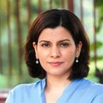 Nidhi Razdan (News Anchor) Age, Affairs, Husband, Children, Family, Biography & More