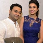 Parineeti Chopra with Maneesh Sharma