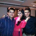 Parineeti Chopra with her brothers