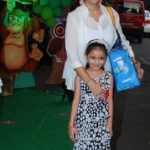 Prachi with daughter