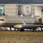 Private Plane of Bill Gates