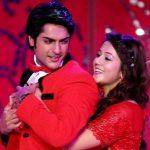 Priyal with Ashish Kapoor