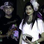 Priyanka jagga With Gautam Arora