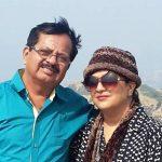 Rucha Gujarathi parents