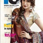 Sagarika Ghatge magazine cover