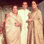 sagarika-ghatge-with-her-mother-and-brother