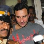 Saif Ali Khan Taj Hotel brawl in 2012
