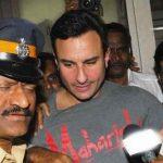 Saif Ali Khan Taj Hotel brawl in 2012