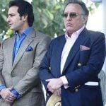 Soha Ali Khan father and brother