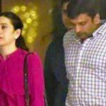 Karisma Kapoor with Sandeep Toshniwal