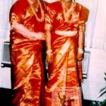 sasikala-natarajan-with-jayalalitha-at-v-n-sudhakaran-wedding